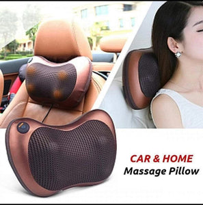 LUXURY MASSAGE PILLOW