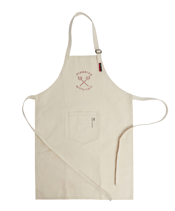 Fireside Apron [Natural]
