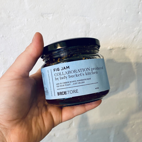Fig Jam // Lady Bucket's [550g]