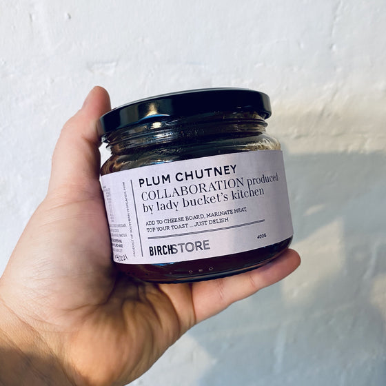 Plum Chutney // Lady Bucket's [500g]