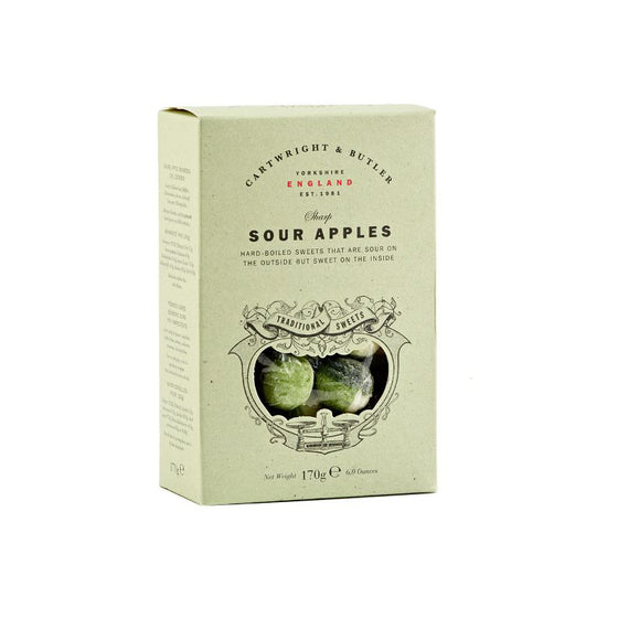Sour Apples Hard Boiled Sweets