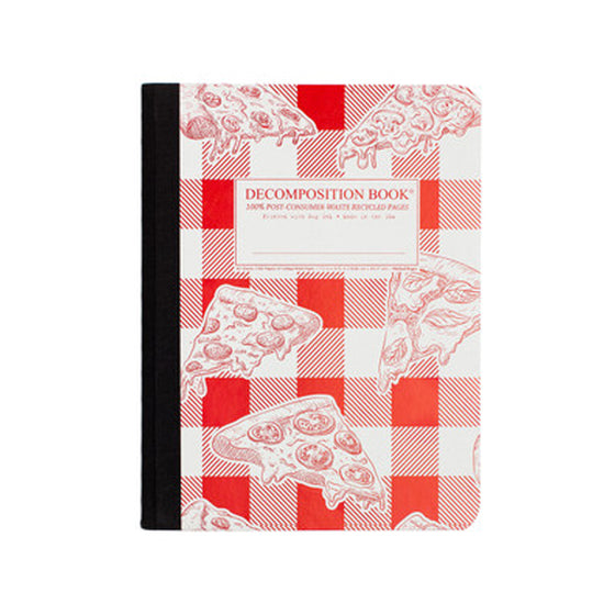 Decomposition Notebook [By The Slice]