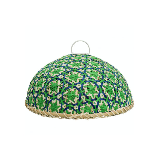 Bamboo Food Cover // Green