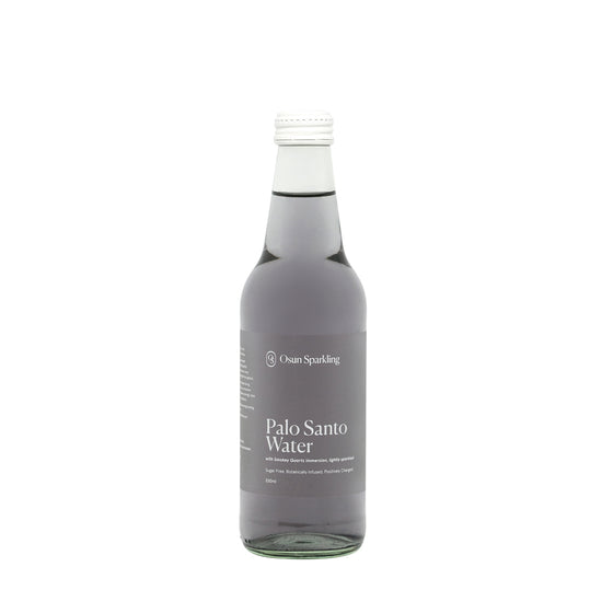 Osun Lightly Sparkling Palo Santo Water [330ml]