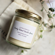 Lilydale Candle Co // Freshly Baked Vanilla Scones