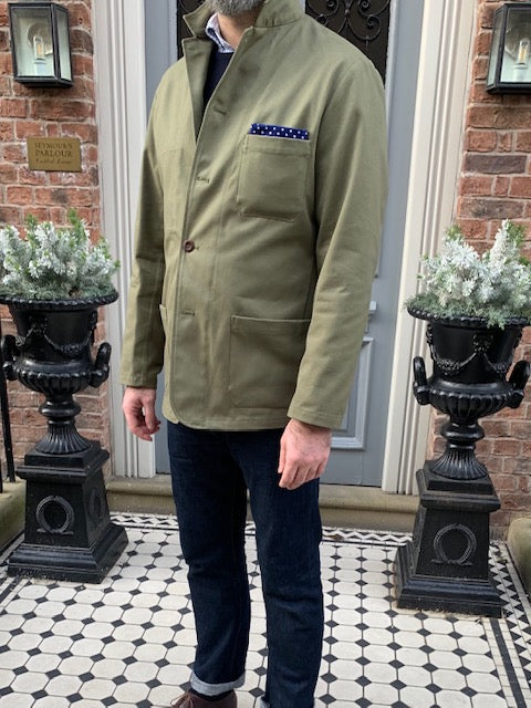 Lowgill work jacket