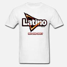 Load image into Gallery viewer, Latino... Hot & Spicy Unisex T-Shirt