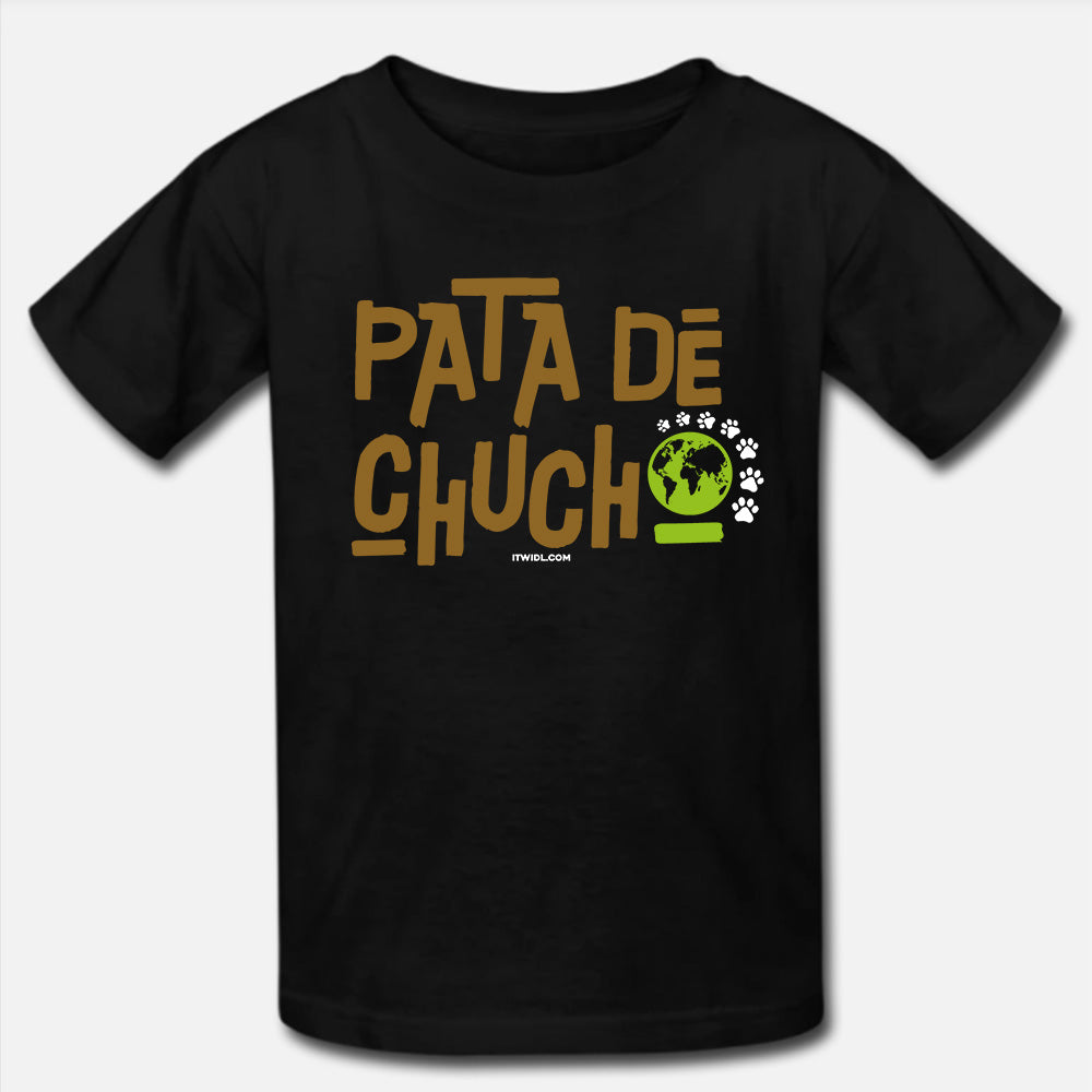 Pata de Chucho Youth Unisex T-shirt