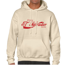 Load image into Gallery viewer, Enjoy El Salvador Unisex Pullover Hoodie