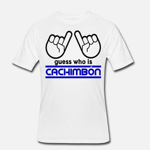 Guess who is Cachimbon Unisex T-Shirt