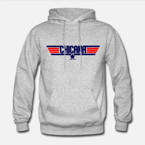 CHICANA (Star) Unisex Pullover Hoodie
