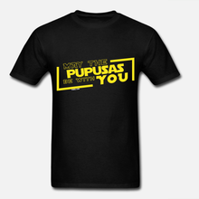 Load image into Gallery viewer, May the Pupusas be with you Unisex T-shirt