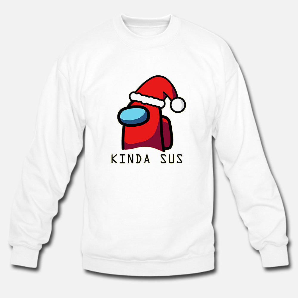 KINDA SUS (Among Us) Unisex Sweatshirt