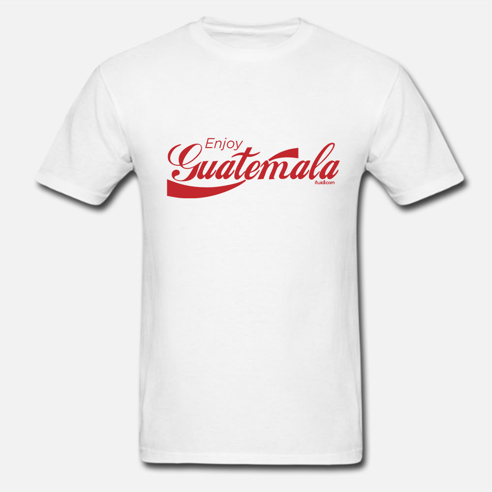 Enjoy Guatemala Unisex T-Shirt