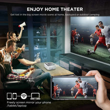 Load image into Gallery viewer, BeamerX Performance V720 Native 720P LED Projector