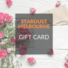 STARDUST MELBOURNE GIFT CARD