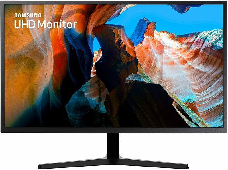 Samsung LU32J590UQUXEN 32 Inch 4K Ultra HD 3840 x 2160 LED Monitor 2 x HDMI (Renewed)
