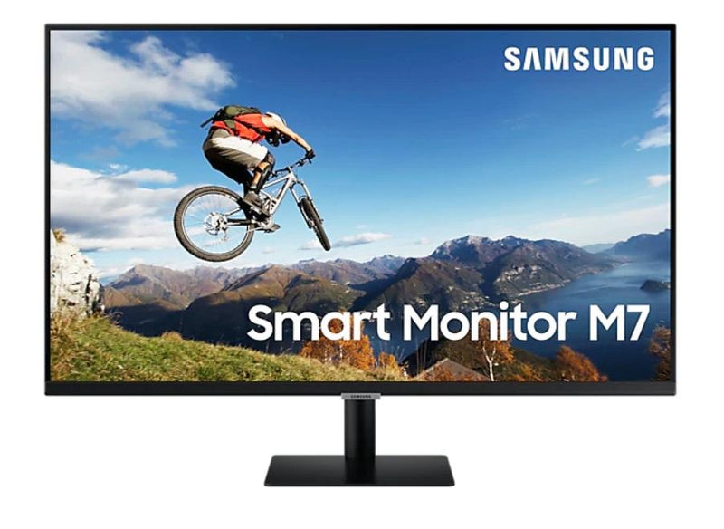 Samsung LS32AM700UUXEN 32'' Smart USB-C Monitor With Speakers And Remote (New)