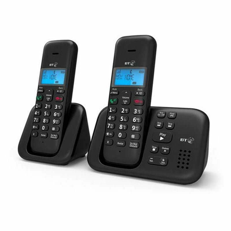 BT 3960 Twin Cordless Answerphone With Nuisance Call Blocker - 088190 (Renewed)
