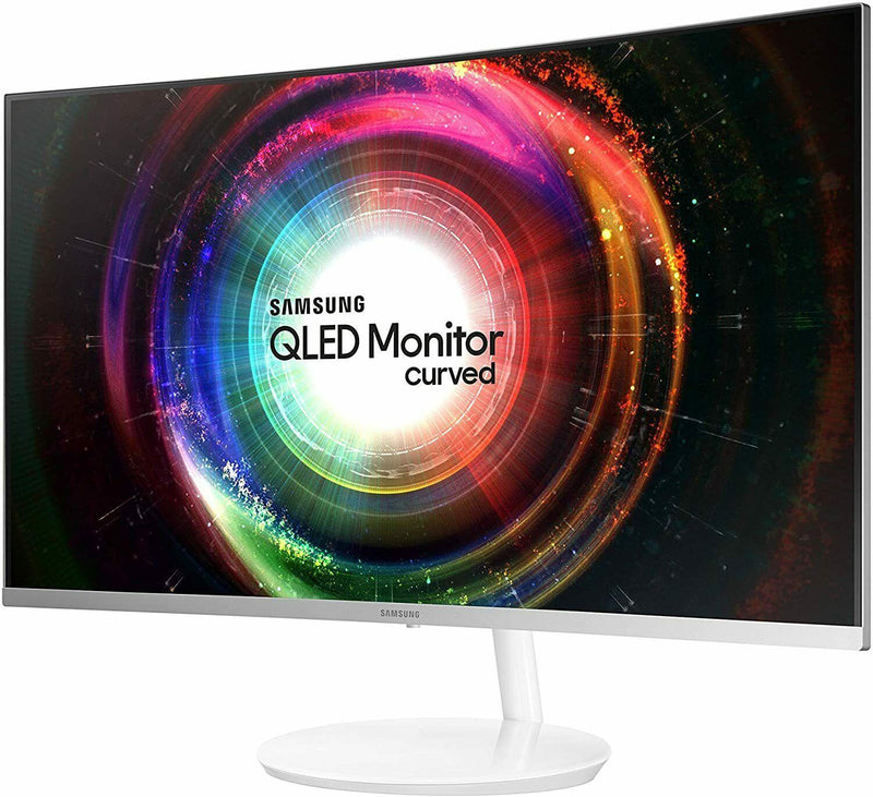 Samsung 32'' CH711 Curved High Resolution QLED Monitor with Freesync (New)