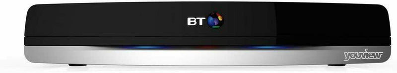 BT Youview  Set Top Box with Twin HD Freeview and 7 Day Catch Up TV (Renewed)