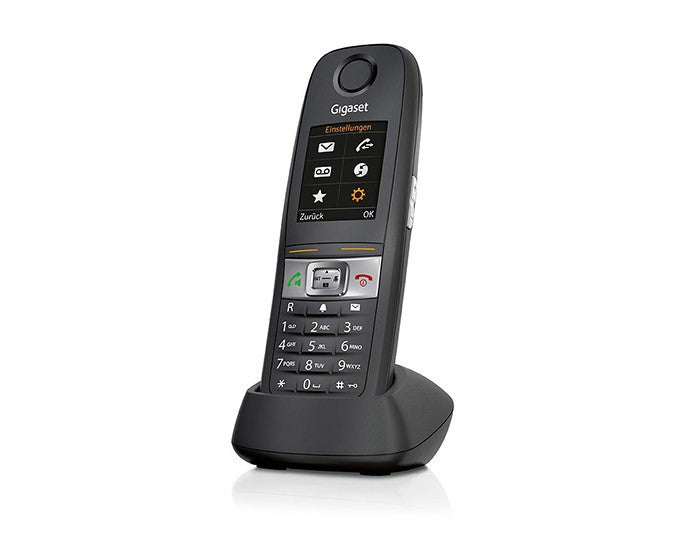 Gigaset E630HX DECT Additional Handset With Different Acoustic Profiles Water-Resistant Dust-Protected (Renewed)