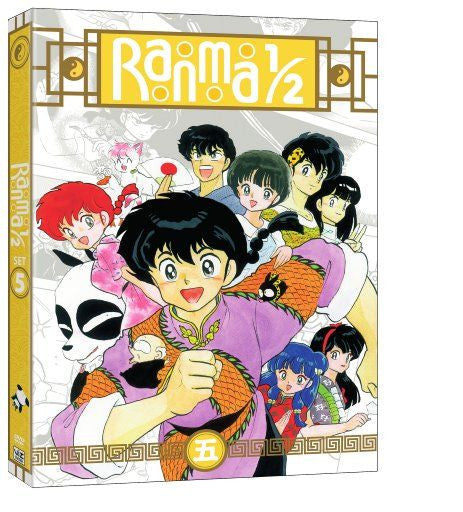 Ranma 1/2: Set 5 DVD
