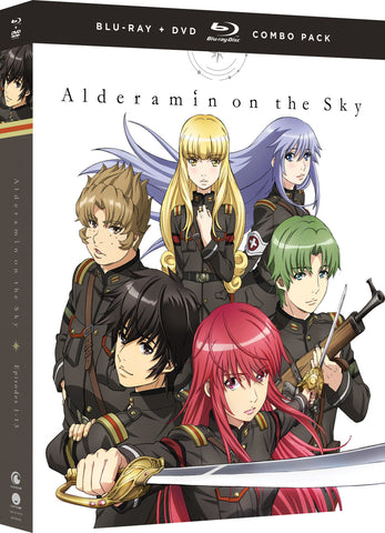 Alderamin On The Sky Blu-Ray/DVD