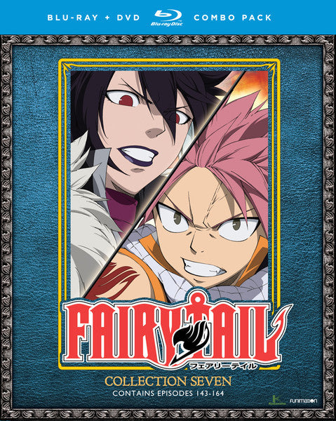 Fairy Tail Collection 7 Blu-ray/DVD