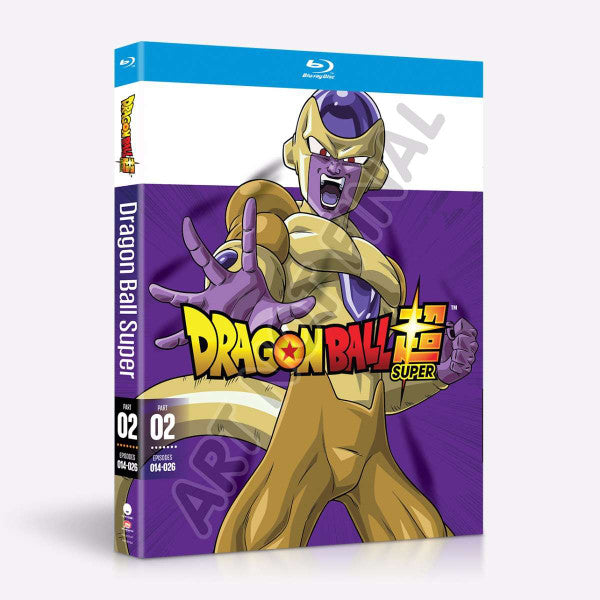 Dragon Ball Super Part 2 Blu-Ray