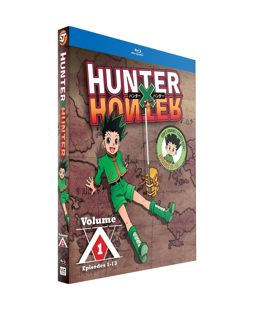 Hunter x Hunter set 1