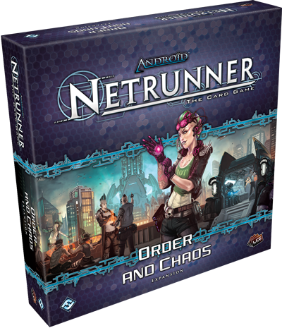 Android Netrunner: order and chaos