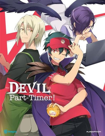 Devil is a Part Timer: Complete Collection (Blu-Ray/DVD Combo)