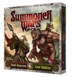 Summoners Wars: Dwarfs VS Cave Goblins