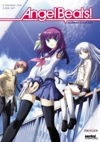 Angel Beats!: Complete Collection DVD