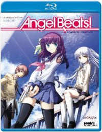 Angel Beats!: Complete Collection Blu-ray