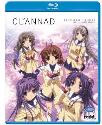 Clannad: Complete Collection Blu-Ray