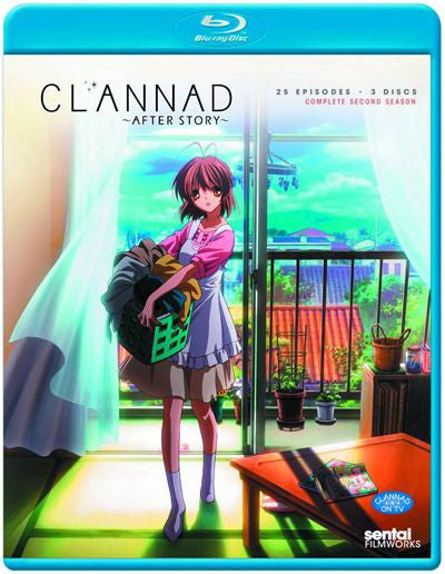 Clannad: After Story Complete Collection Blu-Ray