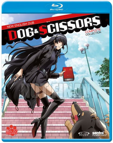 Dog & Scissors: Complete Collection Blu-ray