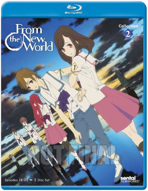 From the New World: Season 2 Collection