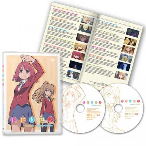 Toradora!: Standard Edition Vol. 2