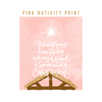 Load image into Gallery viewer, Nativity | Printable Art