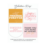 Load image into Gallery viewer, Galentine's Cards | Printable Set