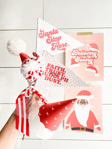 Santa Claus | Printable Activity Set