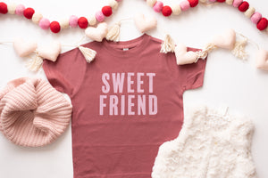 Sweet Friend | Kid's Tee