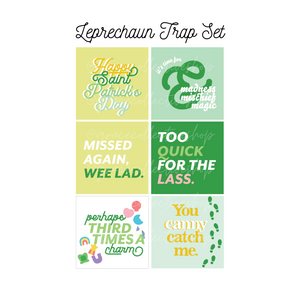 Leprechaun Trap | Activity Set