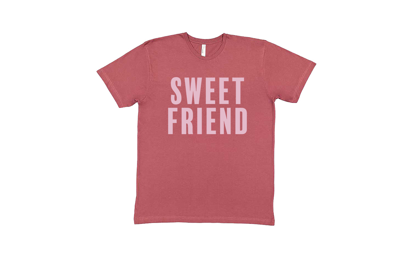 Sweet Friend | Adult Tee