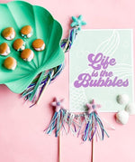 Load image into Gallery viewer, Life is the Bubbles | Printable Party Set