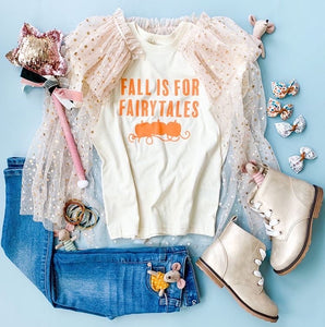 Fall is for Fairytales | Kid's Tee