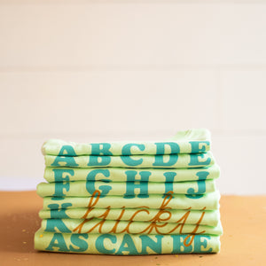 Lucky As Can Be | Toddler Shirt